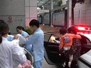 金华一孕妇即将生产路边求助 警察临时当起助产师