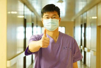 浙大一院醫生與病毒零距離 等同院妻子微信要24小時