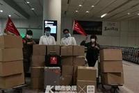 約1萬只口罩將抵杭 杭州的導游領隊正從全世界買口罩