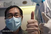 好消息 浙江醫療隊在武漢救治的第1例重癥病人出院了