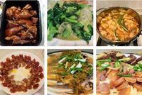 浙江一小區拼廚藝到凌晨 接龍做飯給別家小伙吃