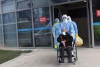 浙大一院96歲新冠肺炎患者治愈出院 或為全國最高齡
