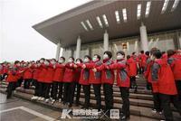 5架包機 浙江最強戰隊中午飛赴武漢!