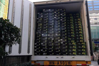 行駛5天5夜跨越4600余公里 阿克蘇捐贈40噸物資抵杭