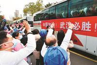 繼續增援湖北 浙江再派277名醫護人員出征(圖)