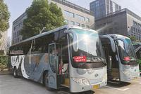 解決復工企業員工通勤問題 杭州公交為企業定制服務