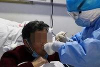浙江臺州援漢醫護:即使戴三雙手套 也要一針見血