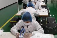 每天10萬只 杭州錢塘新區專屬口罩生產線正式投產