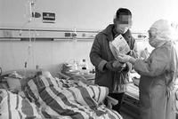 浙江援鄂醫護人員接管的重癥病區中 有一間特殊病房