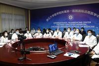 三方連線 浙大一院與中國赴意專家組向意醫院分享經驗