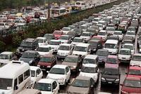 杭州3月主城交通恢復 上路小汽車數量達去年同期九成