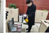 前有防線,后有糧倉!恒豐銀行杭州分行為疫情期間復工復產做好金融服務保障