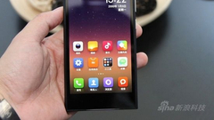 小米手机3现场体验:外观变动硬件升级