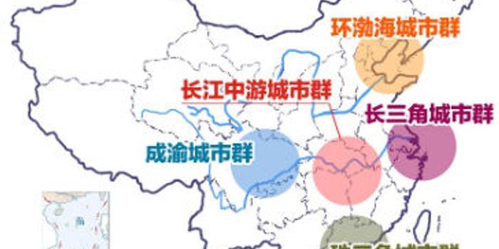 解放时上海占全国gdp一半_中国5大城市群GDP占全国一半 发展面临三大问题