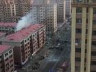 黑龙江一民宅发生燃气爆炸 有人员受伤
