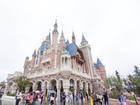 上海迪士尼游客火爆