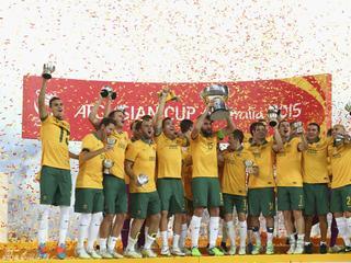 2015年亚洲杯颁奖仪式