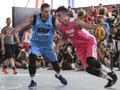 中国新浪队出战FIBA3x3