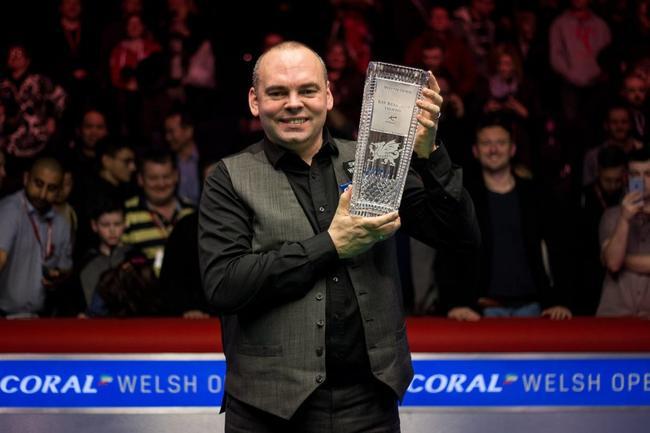 威尔士颁奖嘉宾来头不小:6夺世锦赛 曾指导火箭