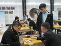 高清-梦百合杯预选首日赛后 柯洁观战加入复盘