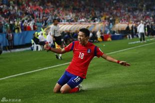 韩国2-0伊拉克