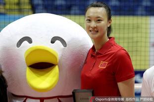 中国三大球美女球员