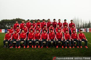 上港新赛季官方写真