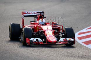 F1巴塞罗那试车六日