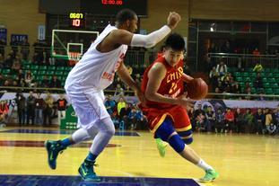U19国青男篮热身3连胜