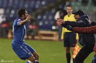 保加利亚2-2意大利