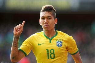[热身赛]巴西1-0智利