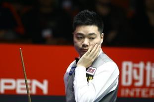 丁俊晖参加中国赛