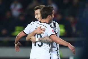 格鲁吉亚0-2德国