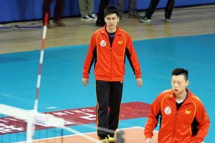 球迷镜头里的上海男排