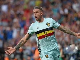 比利时4-0匈牙利