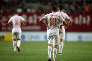 首尔FC3-1山东鲁能