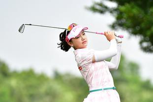 中国信托女子公开赛练习轮