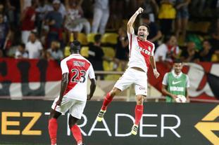 摩纳哥3-1巴黎圣日耳曼