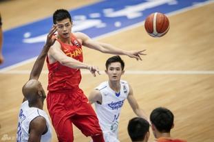 中国88-66再胜中华台北