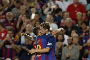 [西甲]巴塞罗那1-1马德里竞技
