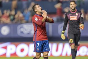 奥萨苏纳1-2西班牙人