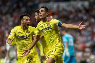 皇家马德里1-1比利亚雷亚尔