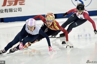 短道速滑世界杯上海站第二日