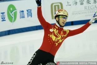 短道速滑世界杯武大靖夺冠