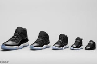 Air Jordan 11大灌篮爆款袭来