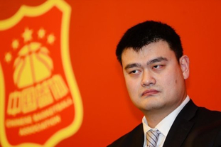 姚明正式当选新一届篮协主席