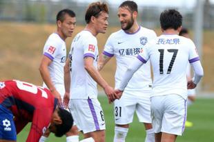 泰达热身赛5-1终结8连败