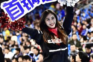 CBA第38轮拉拉队热舞集锦