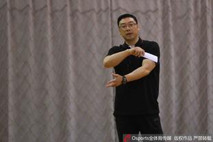 刘炜回到上海队备战全运会