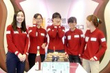 黑嘉嘉助仁济队夺韩国女子联赛冠军